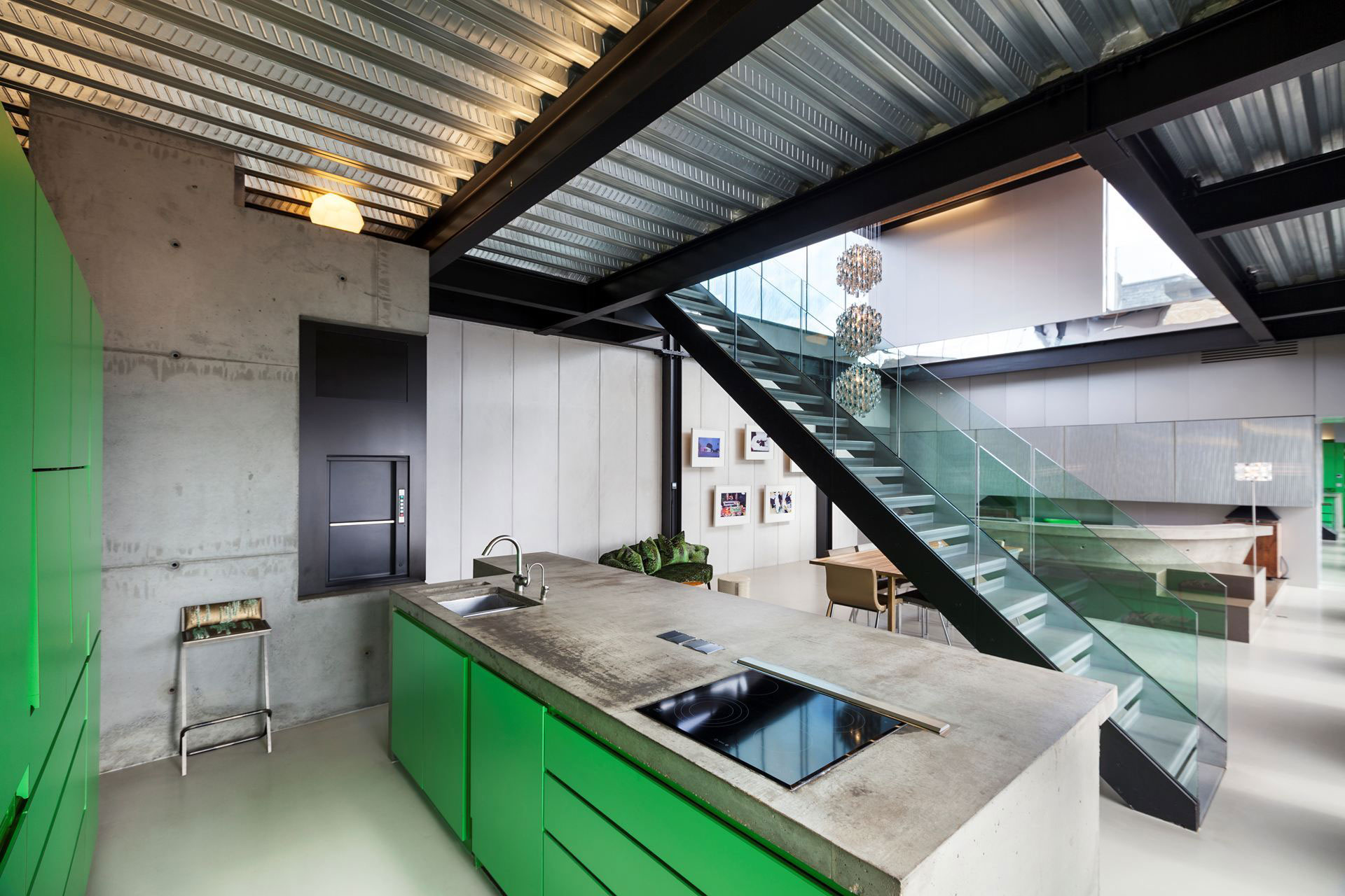 Silverlight Home in West London by Adjaye Associates-06
