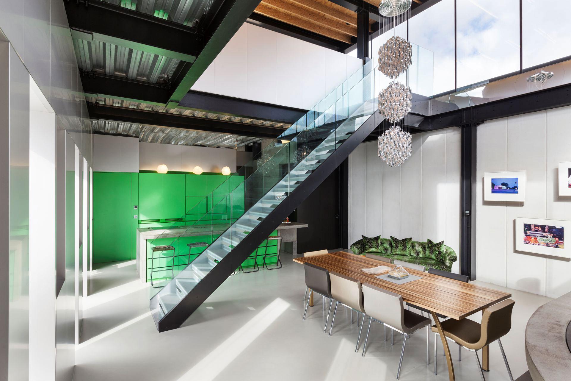 Silverlight Home in West London by Adjaye Associates-07