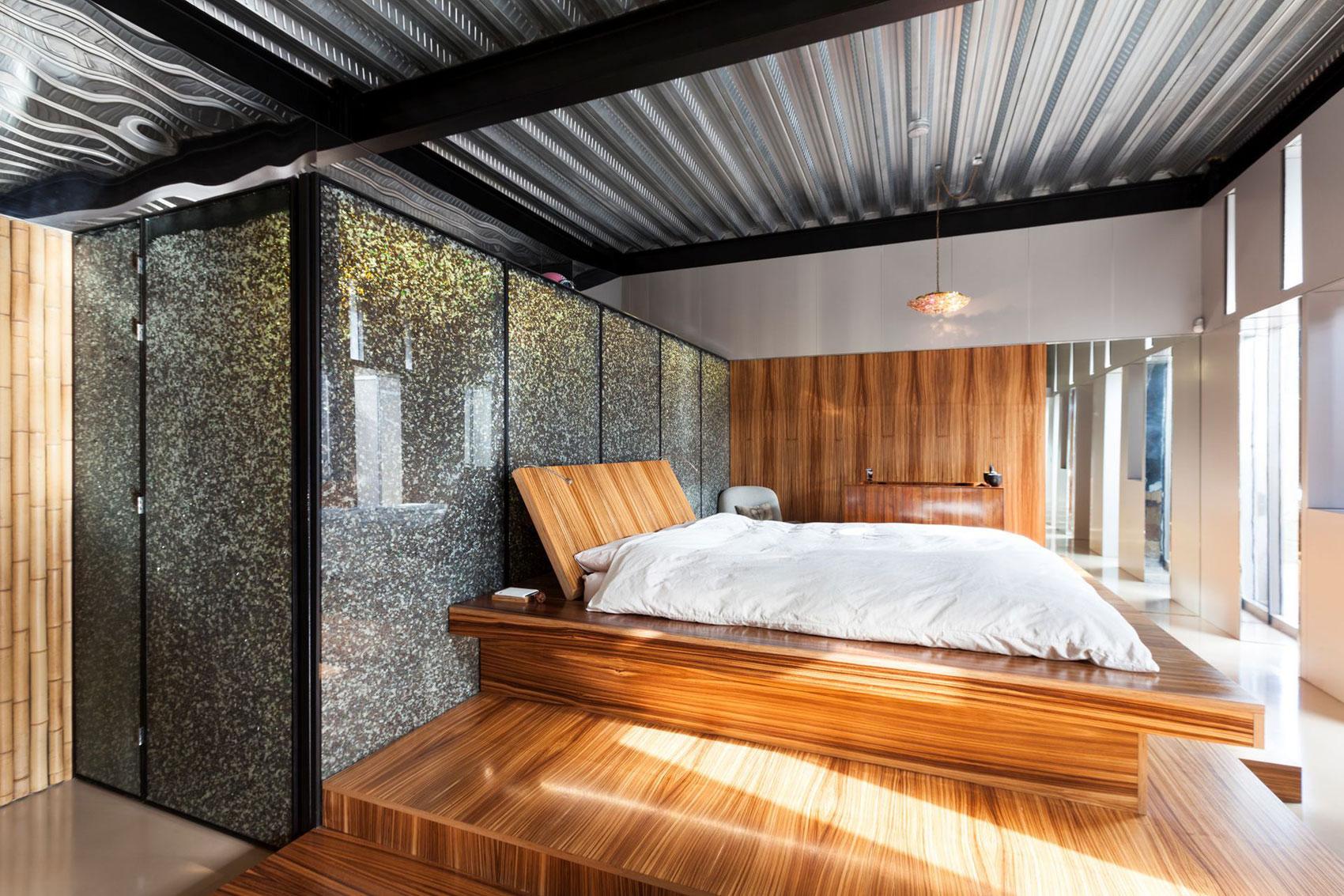 Silverlight Home in West London by Adjaye Associates-14