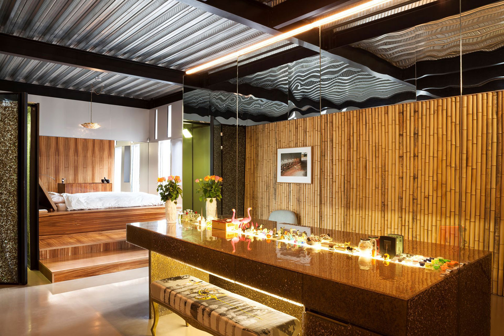 Silverlight Home in West London by Adjaye Associates-15