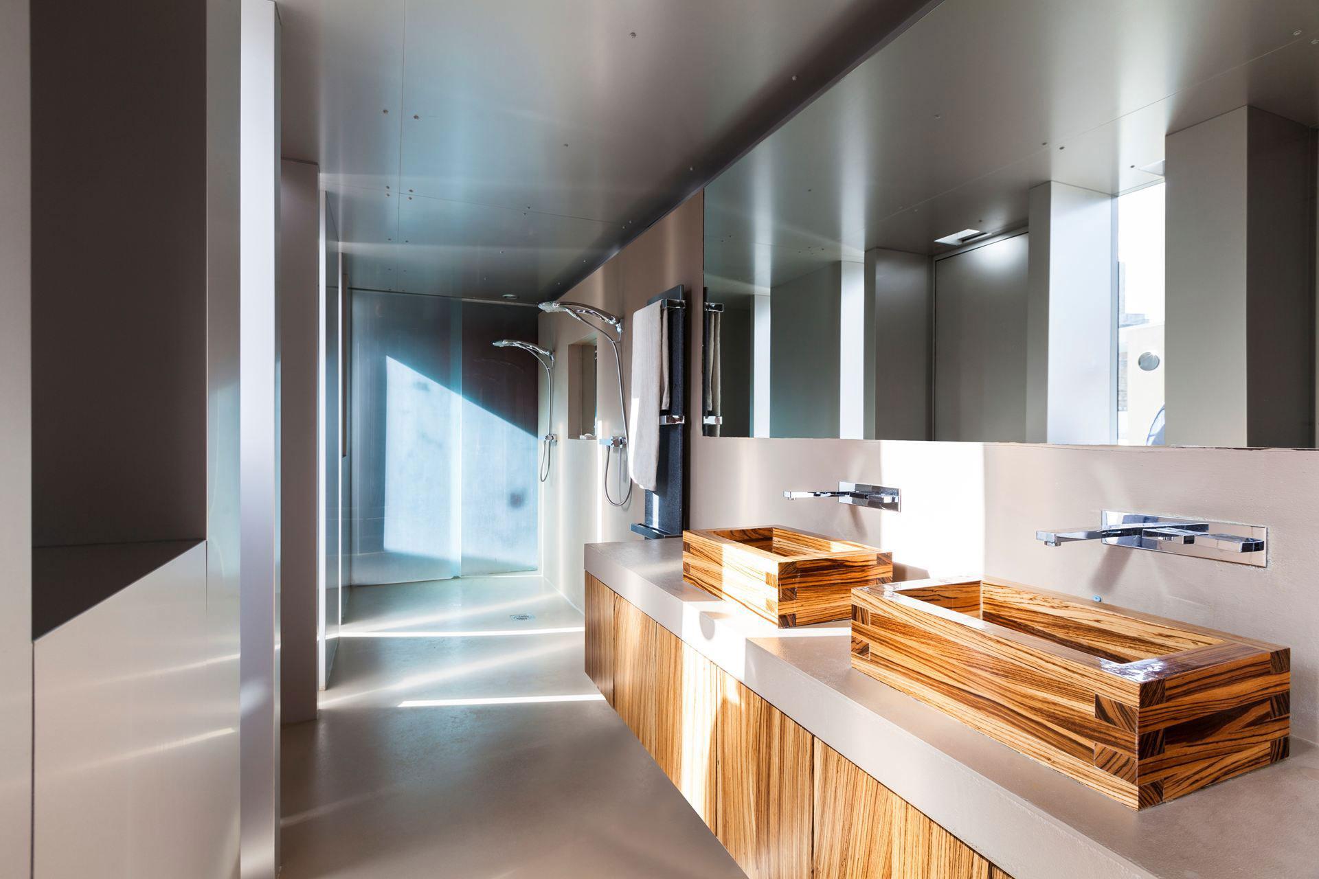 Silverlight Home in West London by Adjaye Associates-16