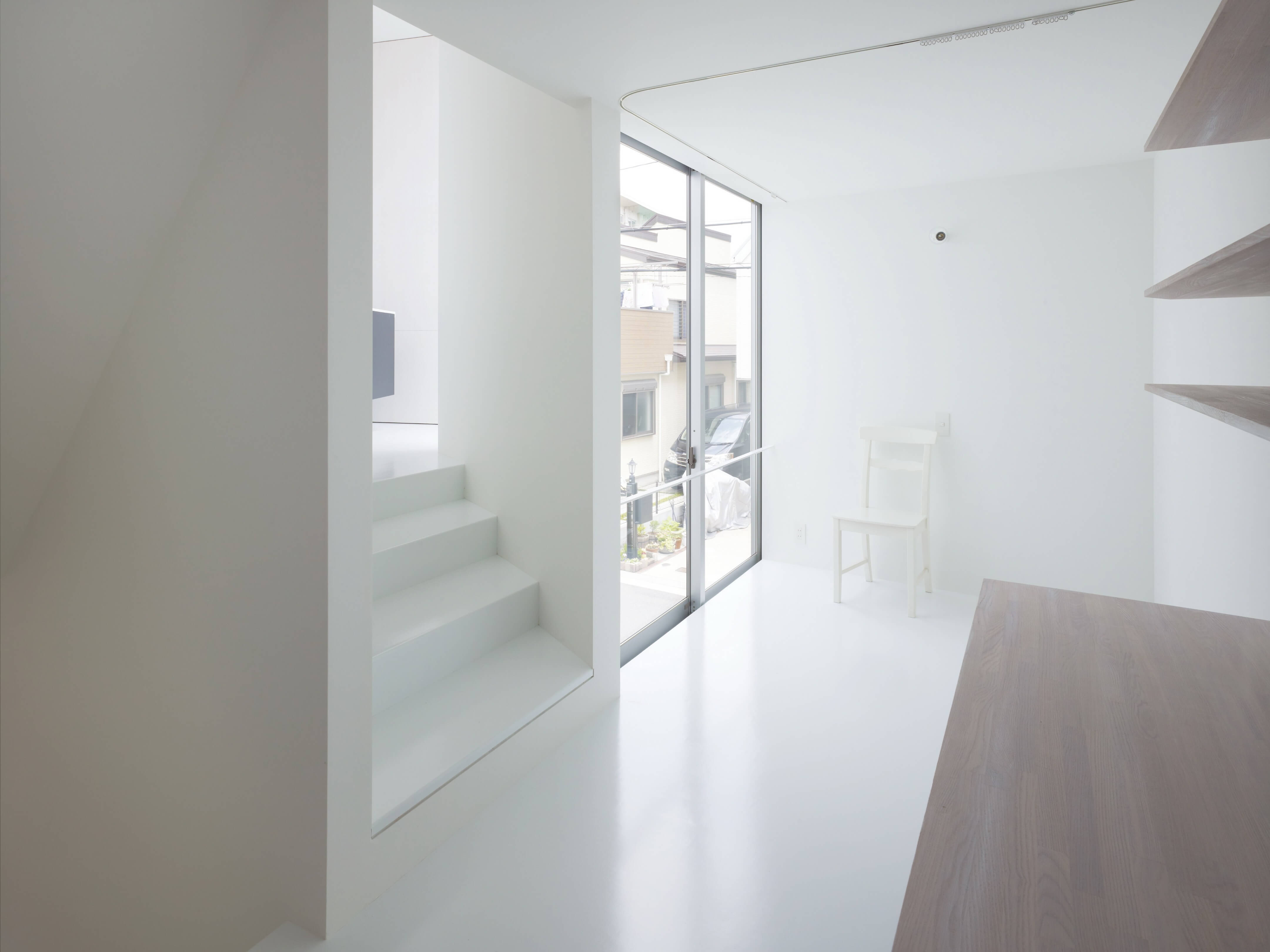 Slice of the City Residence in Hyogo by Alphaville Architects-06