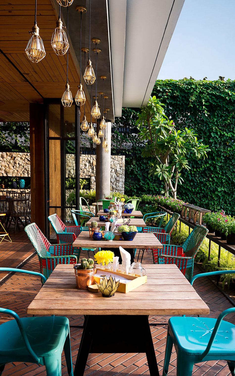 Stylish Tropical Paradise Theme of Lemongrass Restaurant Designed by Einstein & Associates-04
