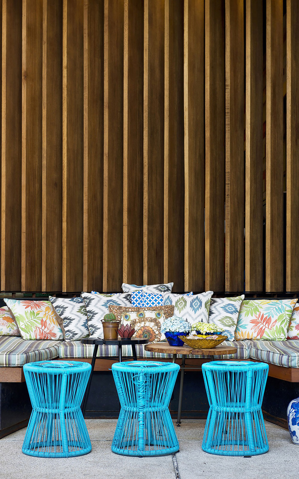 Stylish Tropical Paradise Theme of Lemongrass Restaurant Designed by Einstein & Associates-10