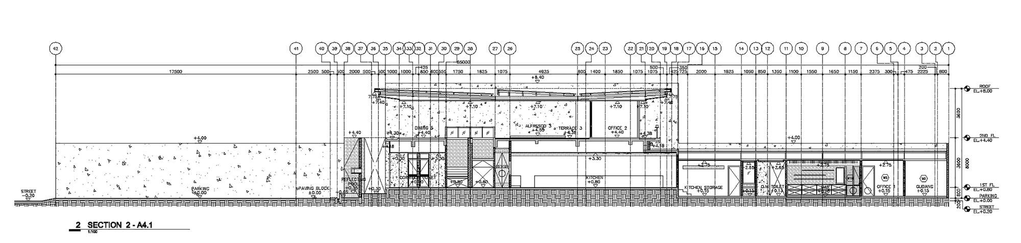 Stylish Tropical Paradise Theme of Lemongrass Restaurant Designed by Einstein & Associates-27
