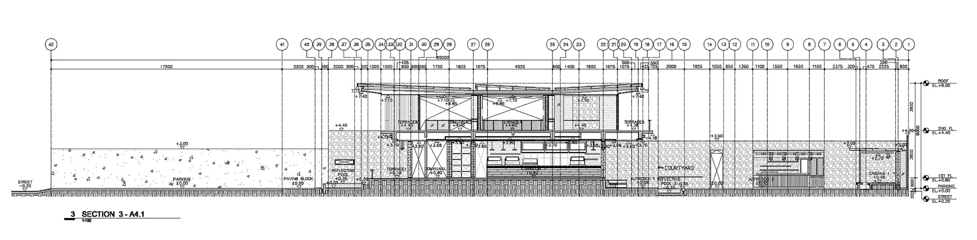 Stylish Tropical Paradise Theme of Lemongrass Restaurant Designed by Einstein & Associates-29