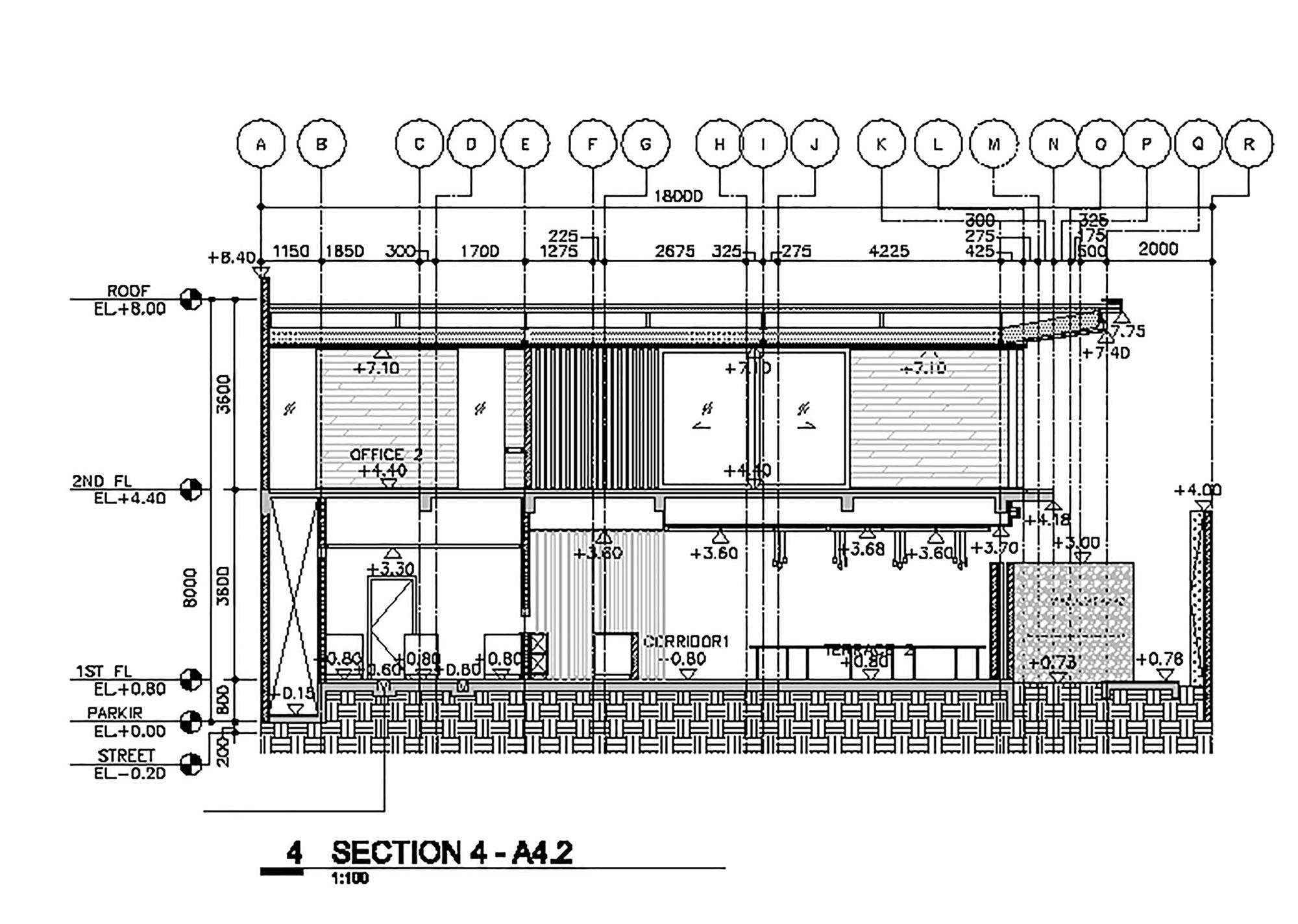 Stylish Tropical Paradise Theme of Lemongrass Restaurant Designed by Einstein & Associates-31