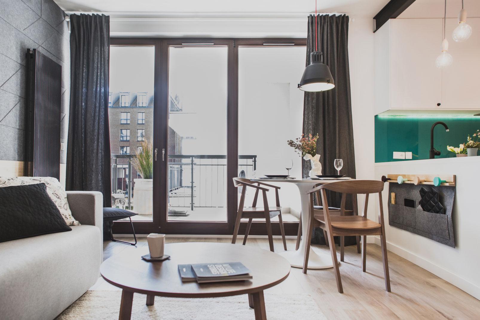 Szafarnia 2 Compact Apartment by Raca Architekci-13