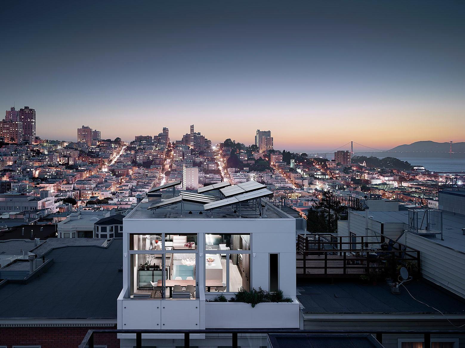 Telegraph Hill Residence by Feldman Architecture-01