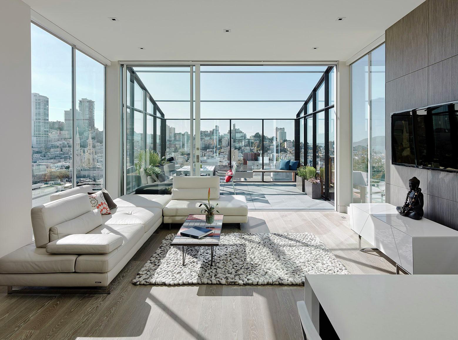 Telegraph Hill Residence by Feldman Architecture-02