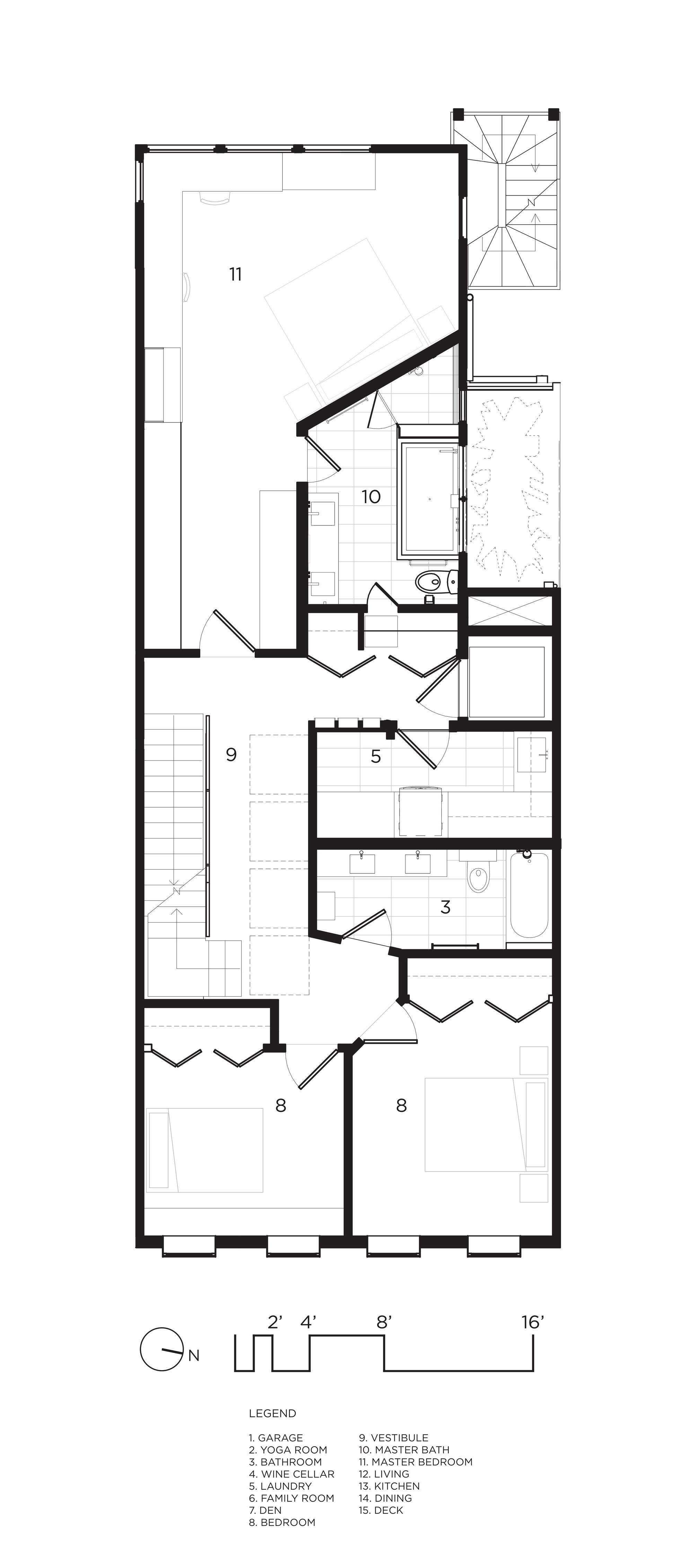 Telegraph Hill Residence by Feldman Architecture-09