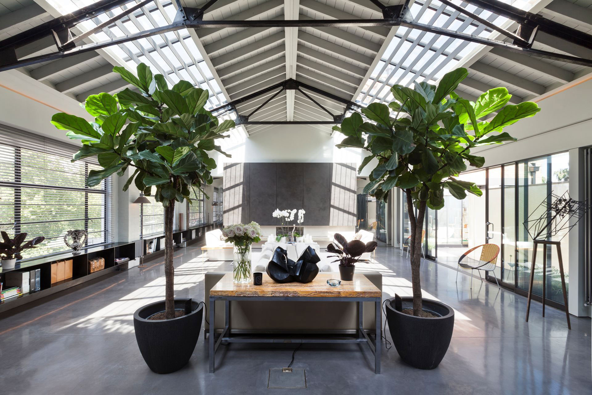 the talisman building conversion of a warehouse into a modern