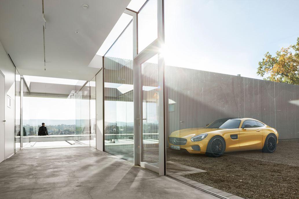 The ultramodern mountain villa K by Paul de Ruiter Architects-03