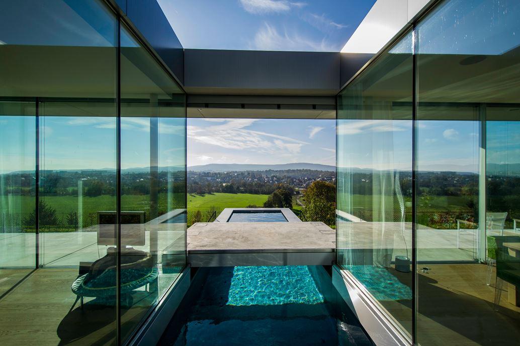 The ultramodern mountain villa K by Paul de Ruiter Architects-05