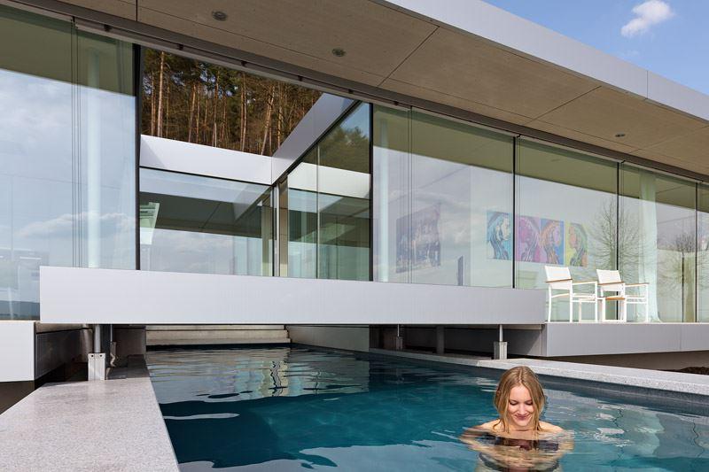 The ultramodern mountain villa K by Paul de Ruiter Architects-06