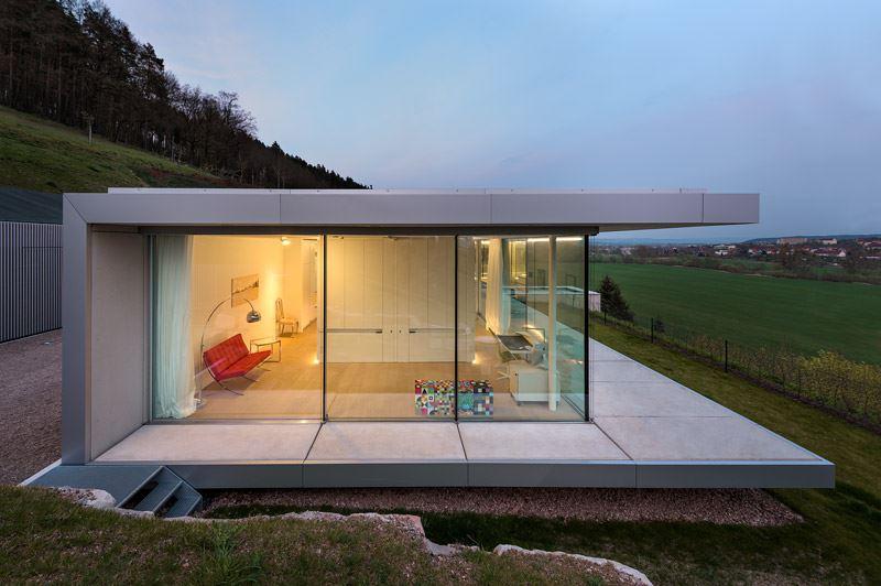 The ultramodern mountain villa K by Paul de Ruiter Architects-07