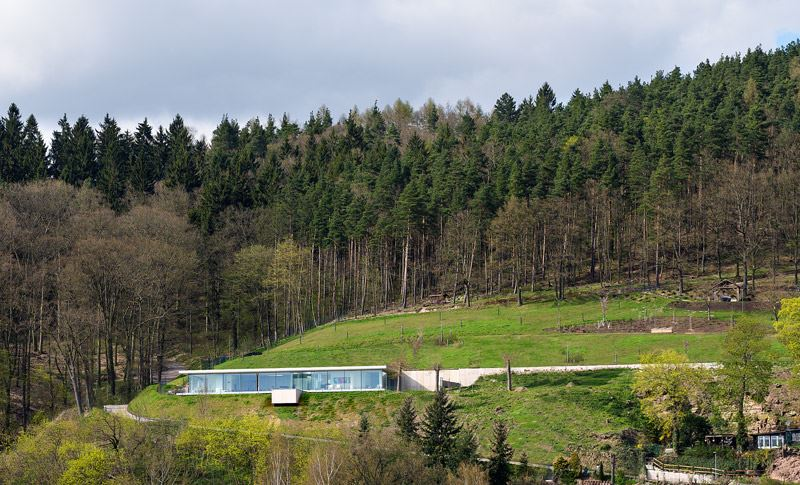 The ultramodern mountain villa K by Paul de Ruiter Architects-10