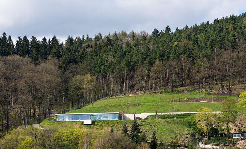 The ultramodern mountain villa K by Paul de Ruiter Architects-10