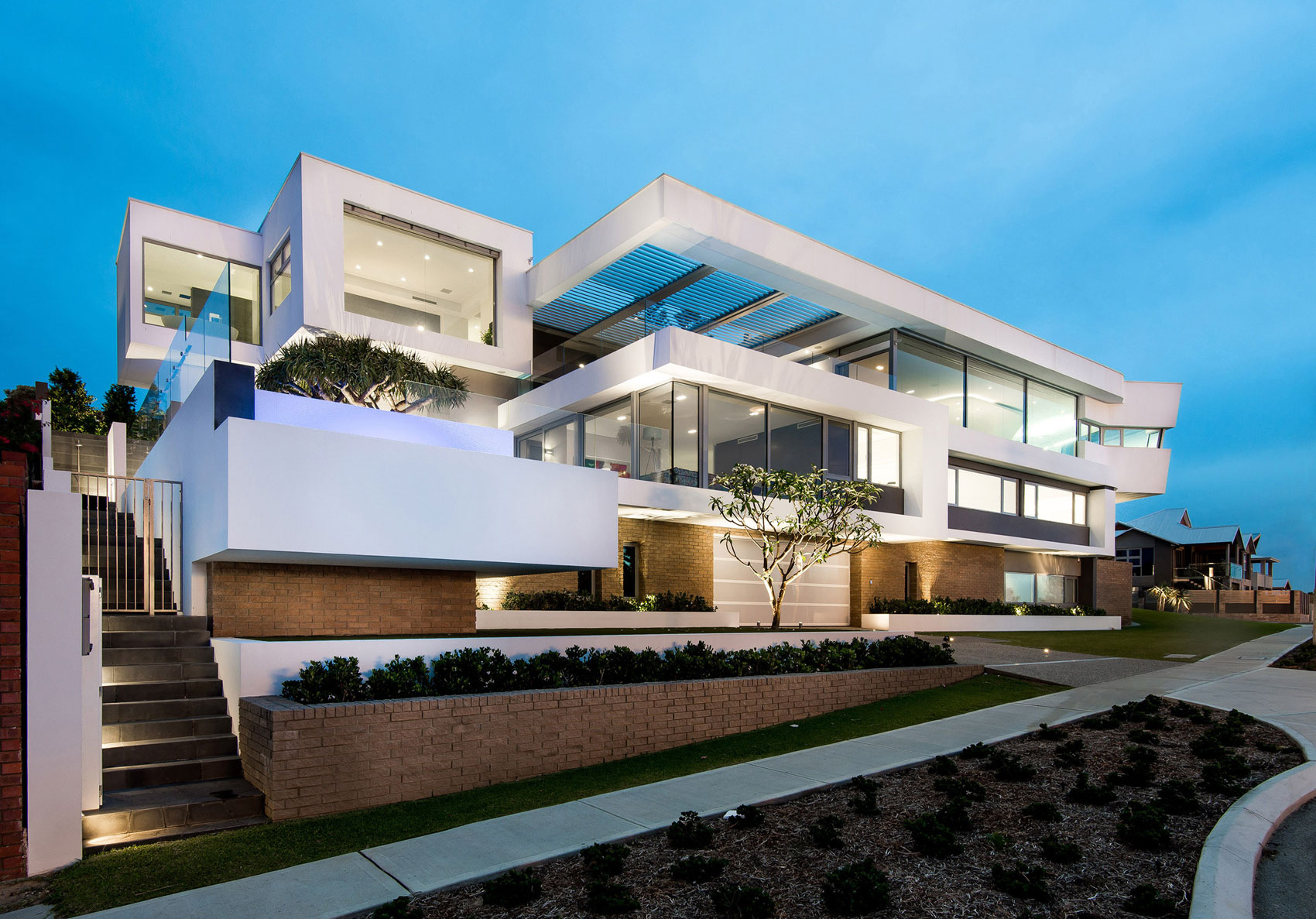 Trigg Modern Beach Residence by Hillam Architects-13