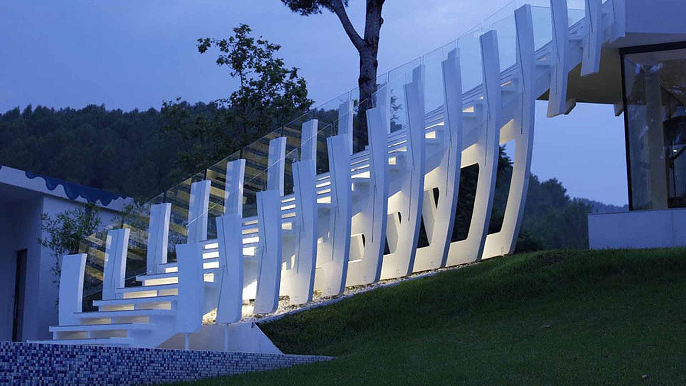 Ultramodern Casa Son Vida by tecArchitecture and Marcel Wanders Studio-05