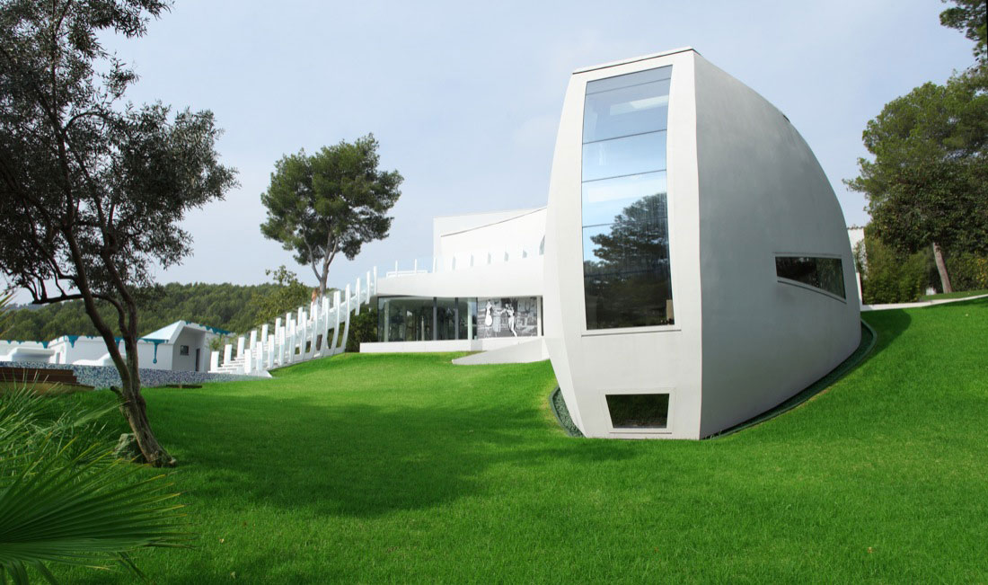 Ultramodern Casa Son Vida by tecArchitecture and Marcel Wanders Studio-06