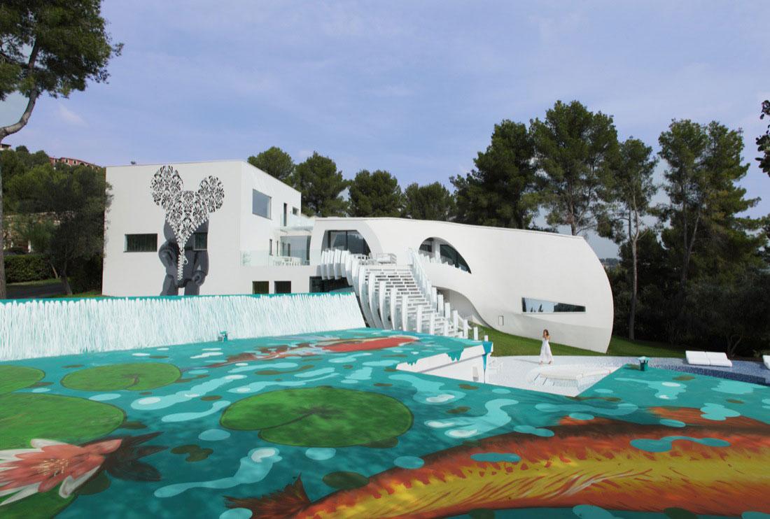 Ultramodern Casa Son Vida by tecArchitecture and Marcel Wanders Studio-07
