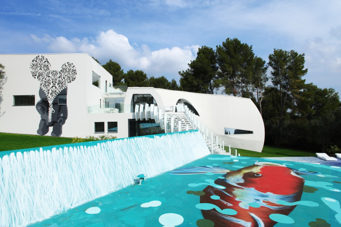Ultramodern Casa Son Vida by tecArchitecture and Marcel Wanders Studio-08