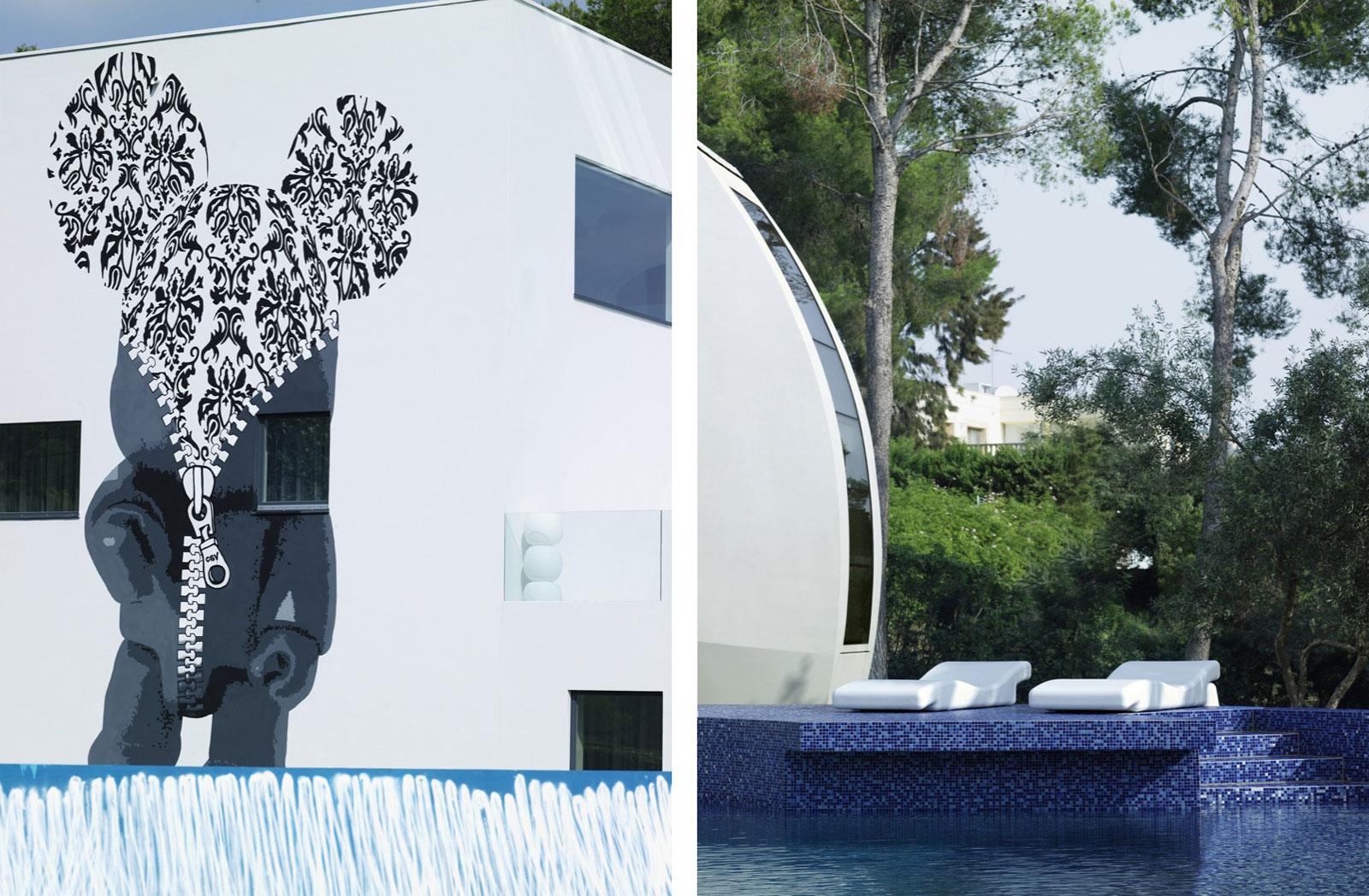 Ultramodern Casa Son Vida by tecArchitecture and Marcel Wanders Studio-09