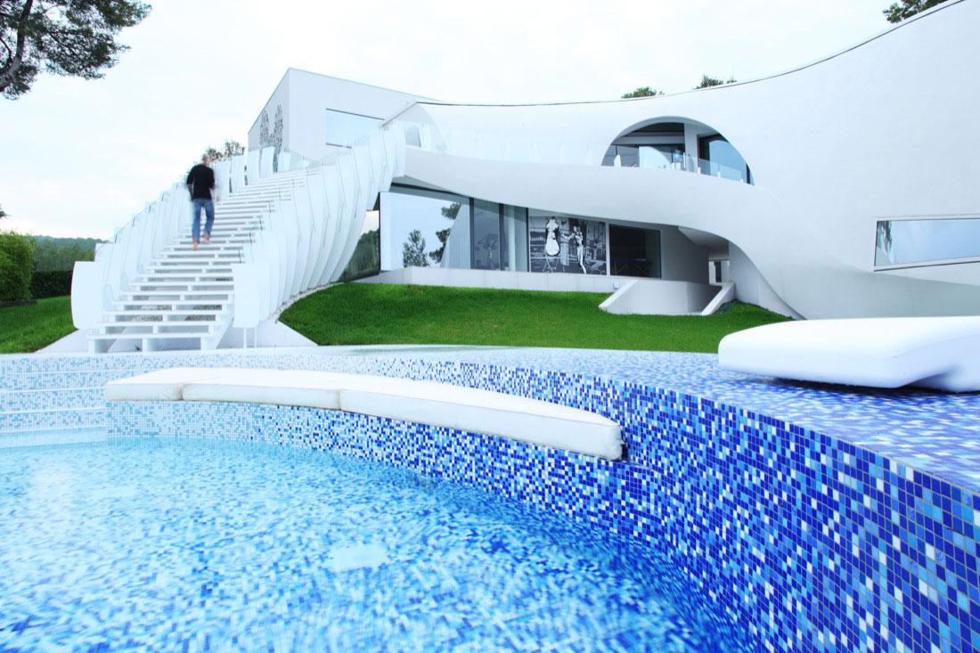 Ultramodern Casa Son Vida by tecArchitecture and Marcel Wanders Studio-11