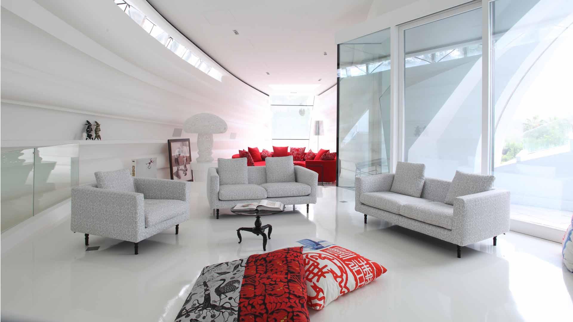Ultramodern Casa Son Vida by tecArchitecture and Marcel Wanders Studio-22