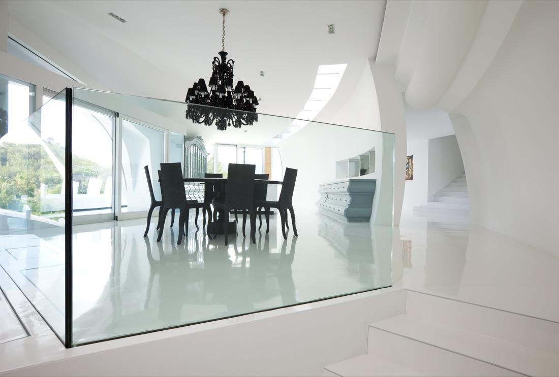 Ultramodern Casa Son Vida by tecArchitecture and Marcel Wanders Studio-24