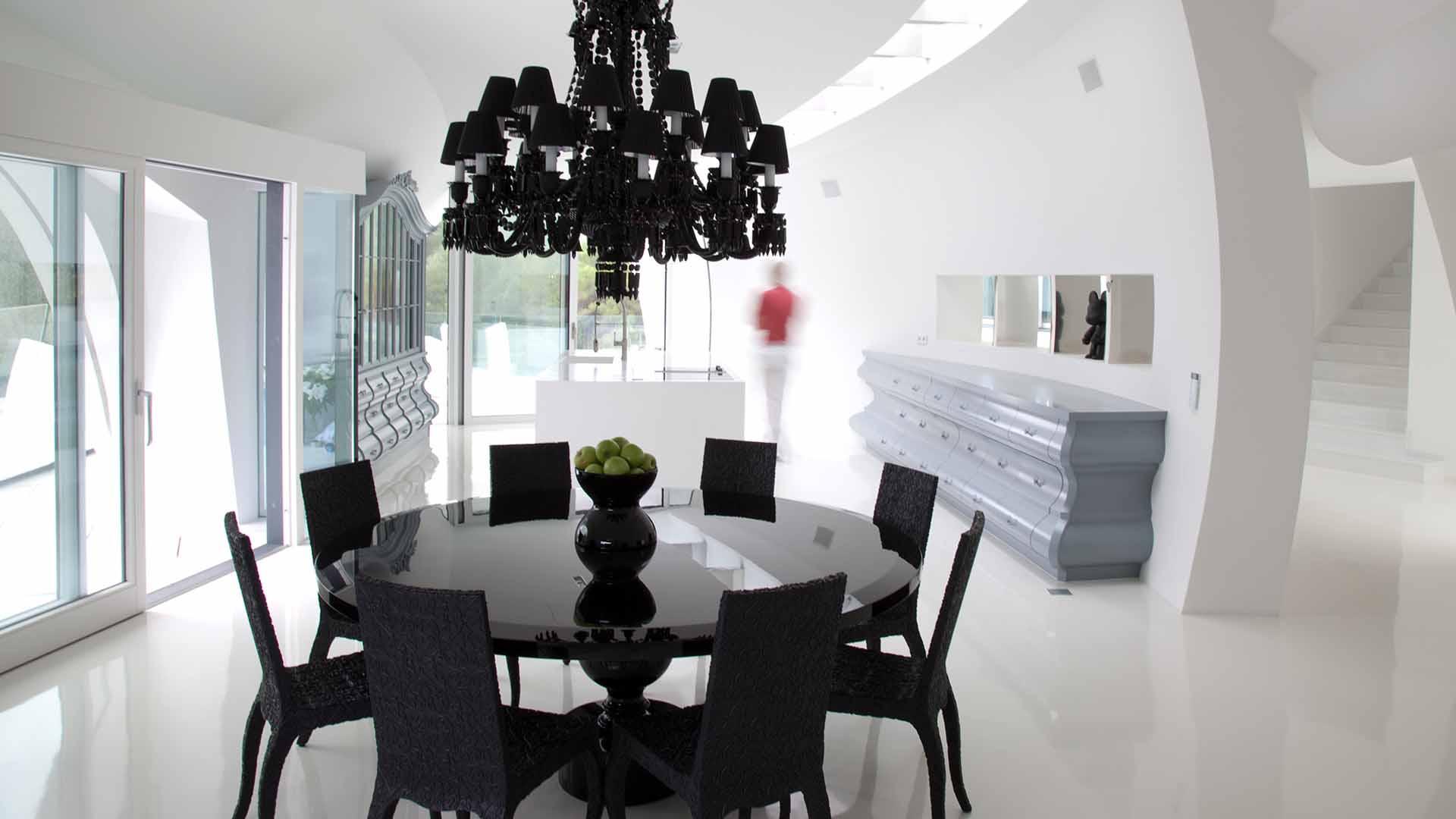 Ultramodern Casa Son Vida by tecArchitecture and Marcel Wanders Studio-25