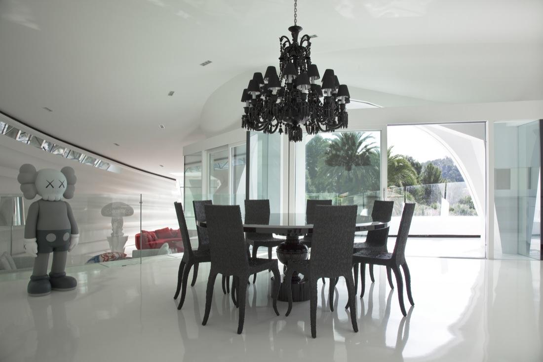 Ultramodern Casa Son Vida by tecArchitecture and Marcel Wanders Studio-26