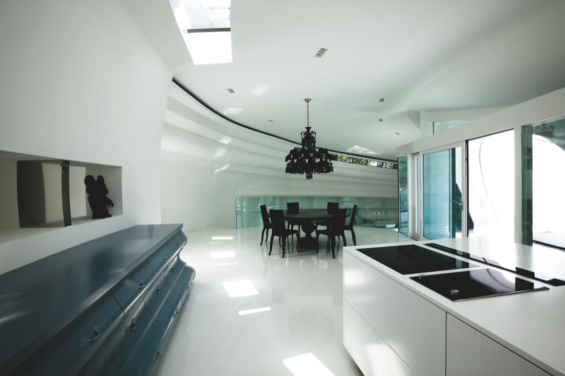 Ultramodern Casa Son Vida by tecArchitecture and Marcel Wanders Studio-29
