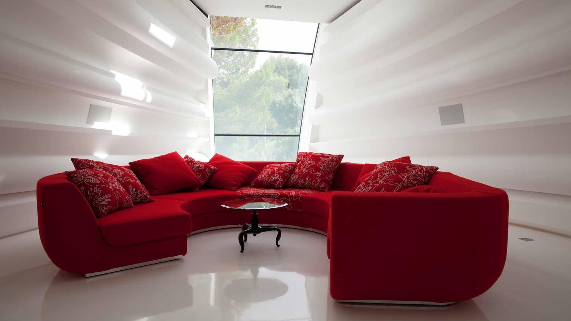 Ultramodern Casa Son Vida by tecArchitecture and Marcel Wanders Studio-31