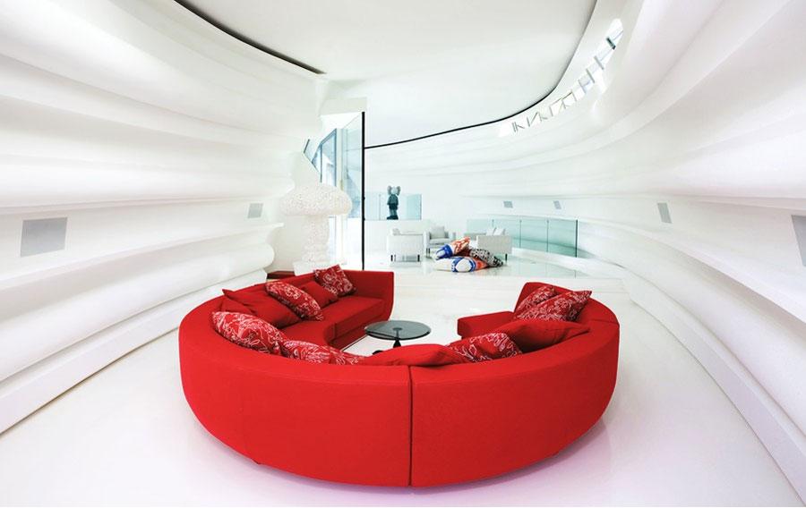 Ultramodern Casa Son Vida by tecArchitecture and Marcel Wanders Studio-33