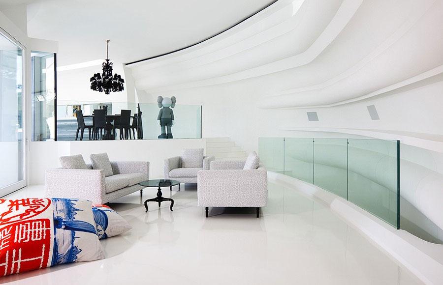 Ultramodern Casa Son Vida by tecArchitecture and Marcel Wanders Studio-34