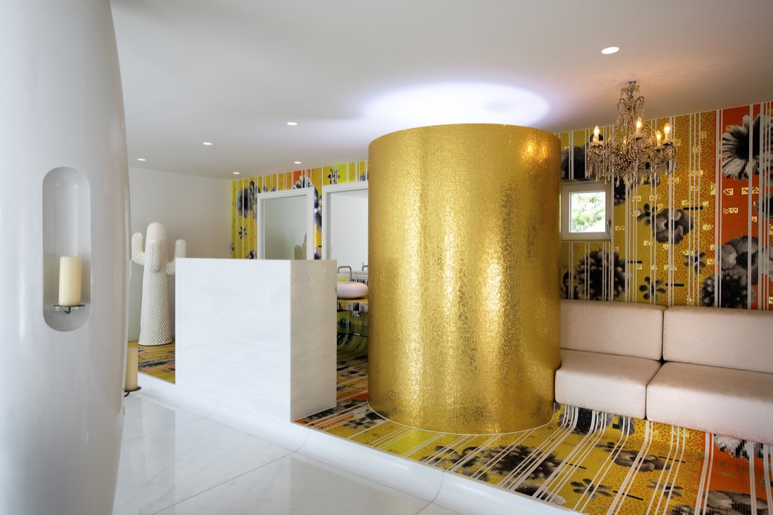 Ultramodern Casa Son Vida by tecArchitecture and Marcel Wanders Studio-36