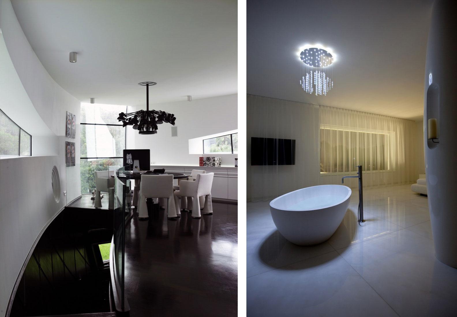 Ultramodern Casa Son Vida by tecArchitecture and Marcel Wanders Studio-40