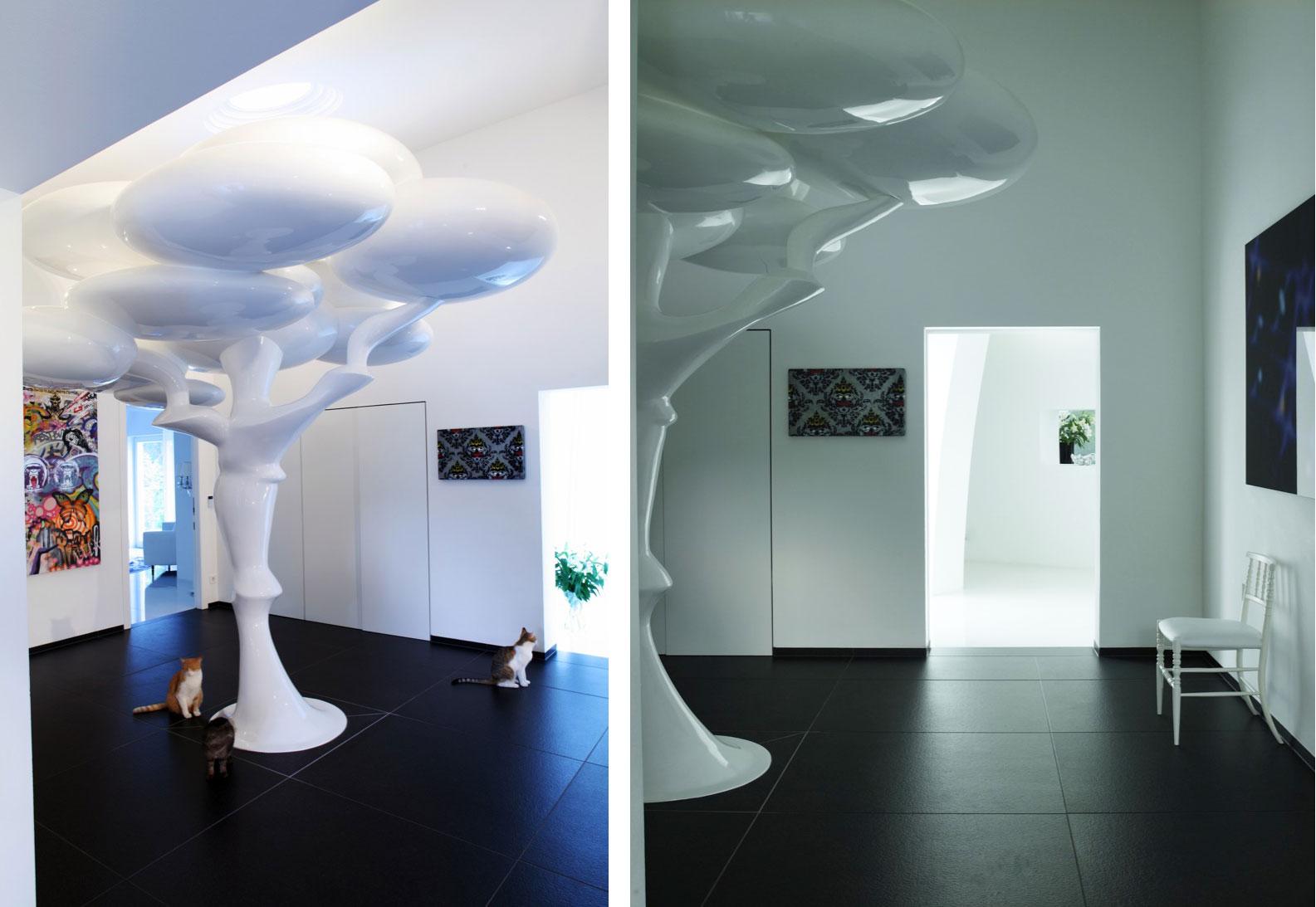 Ultramodern Casa Son Vida by tecArchitecture and Marcel Wanders Studio-43