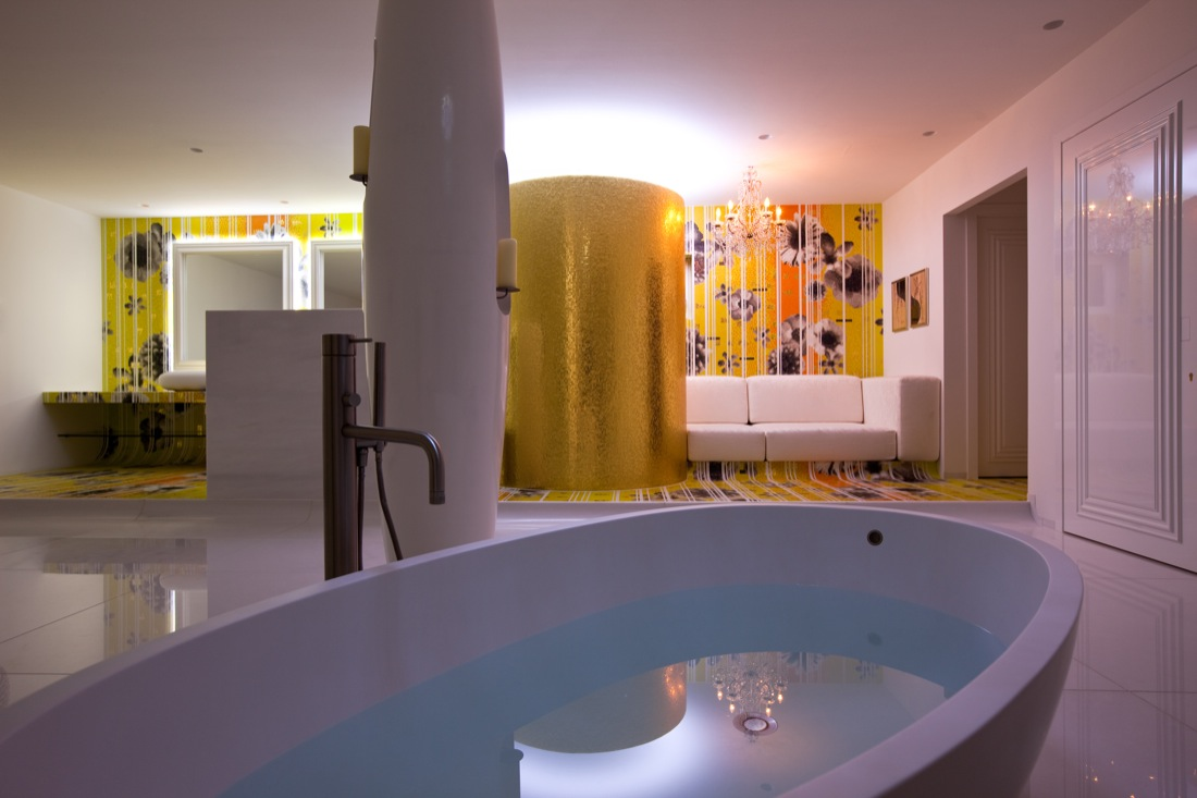 Ultramodern Casa Son Vida by tecArchitecture and Marcel Wanders Studio-44