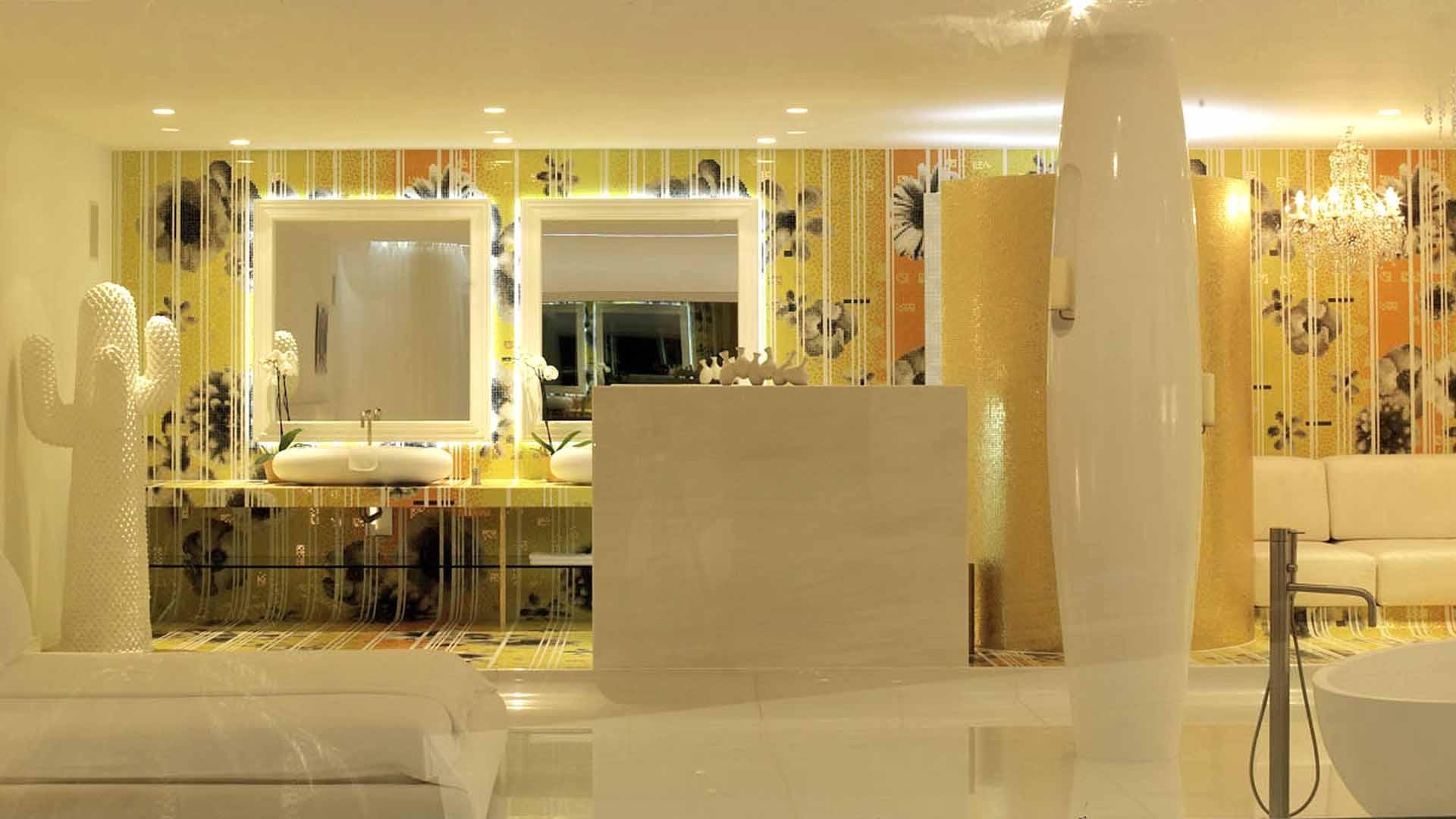 Ultramodern Casa Son Vida by tecArchitecture and Marcel Wanders Studio-45