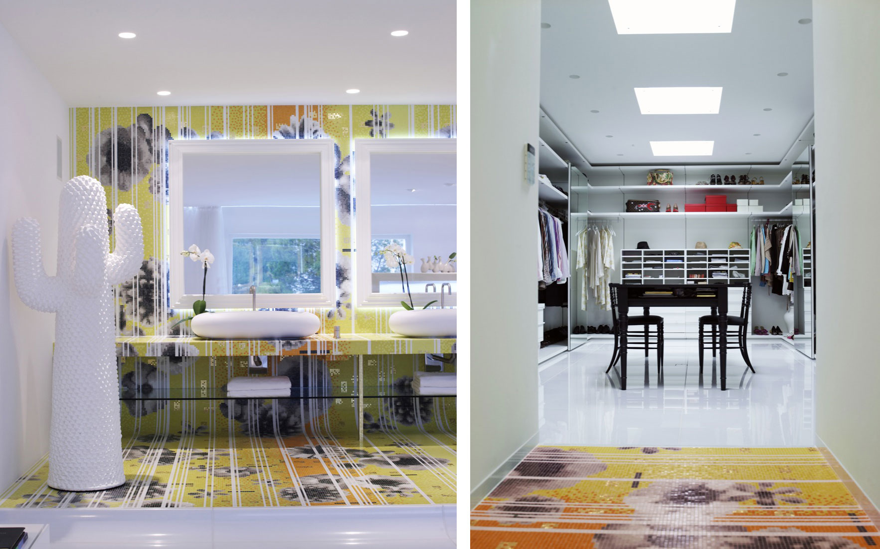 Ultramodern Casa Son Vida by tecArchitecture and Marcel Wanders Studio-49