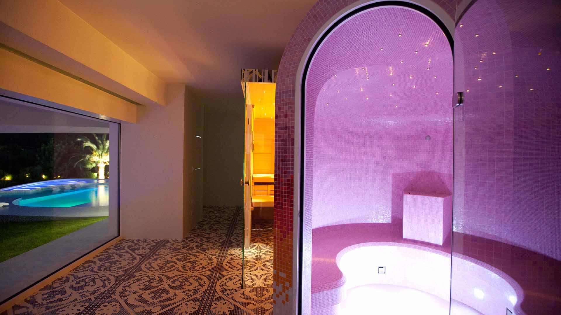 Ultramodern Casa Son Vida by tecArchitecture and Marcel Wanders Studio-50