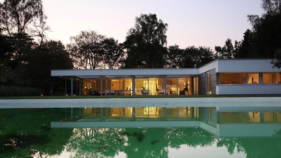 Van schijndel house by lab architecten caandesign