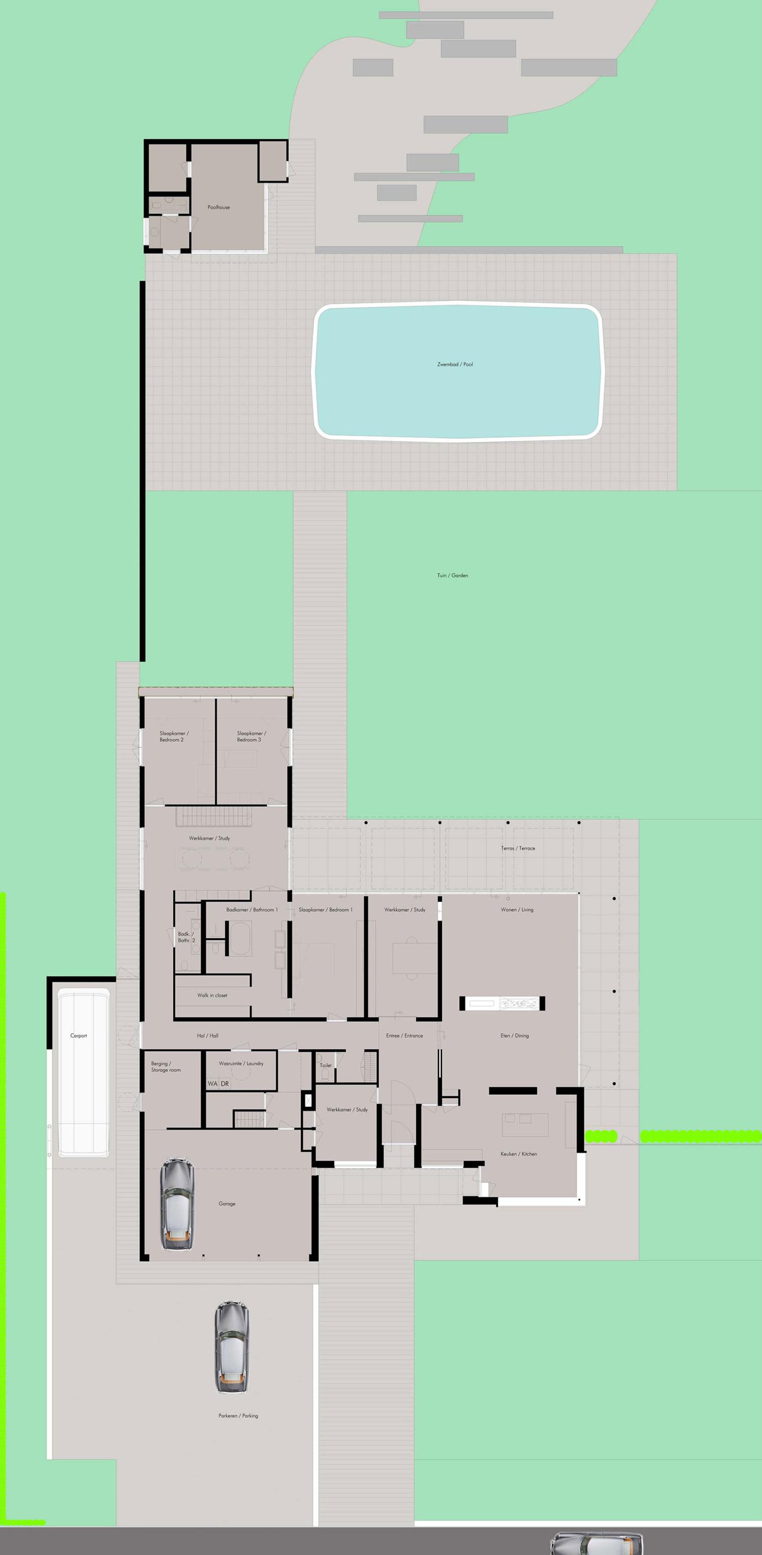 Van Schijndel House by Lab32 architecten-28