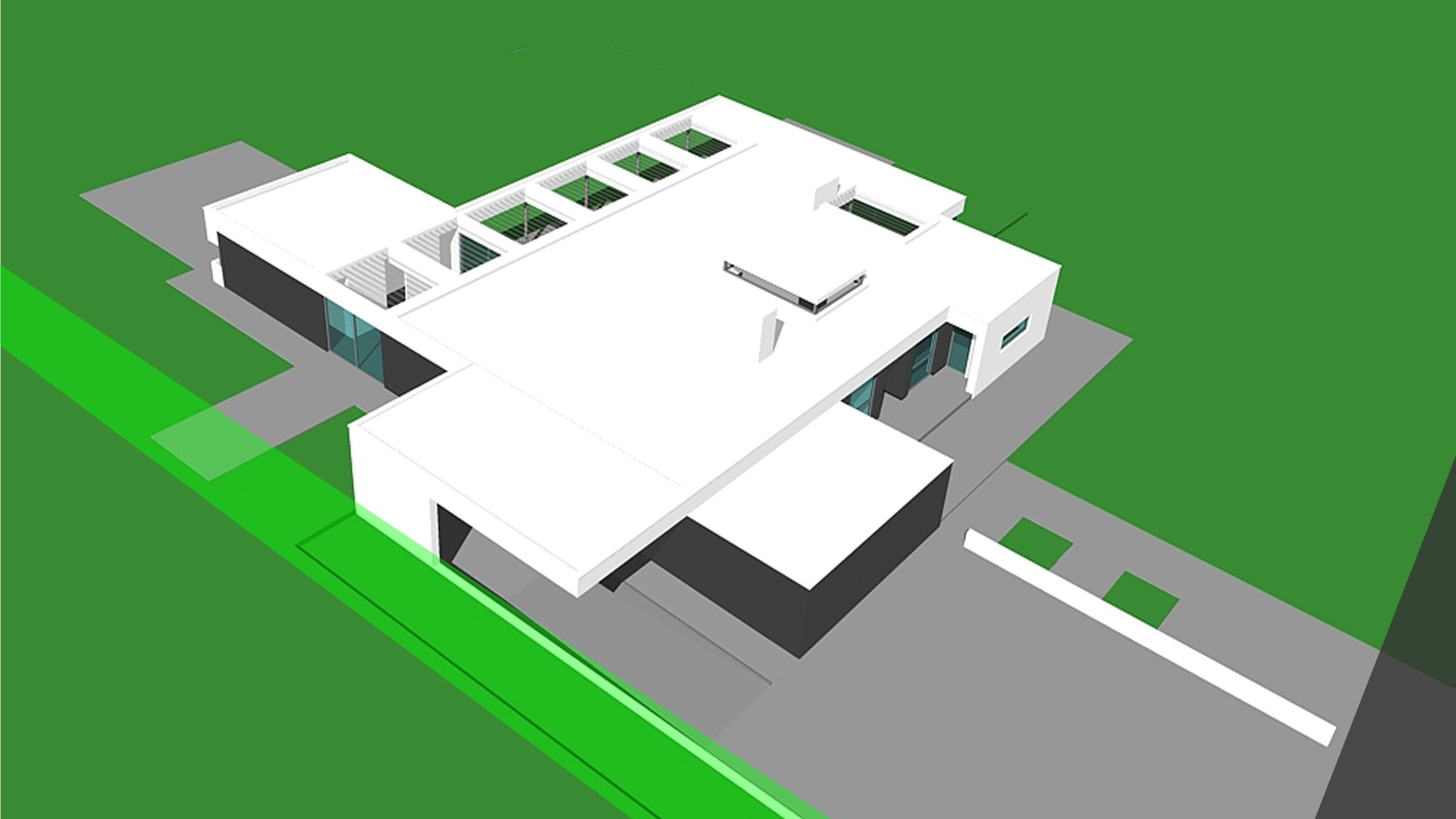 Villa spee in haelen netherlands by lab architects u sohomod