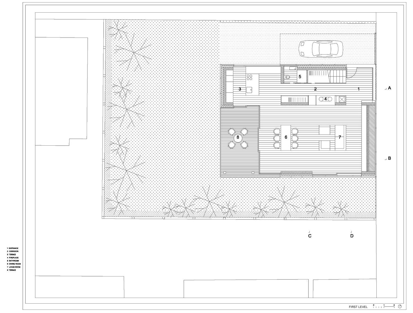 Villa Criss-Cross Envelope Located in Ljubljana by OFIS Architects-25