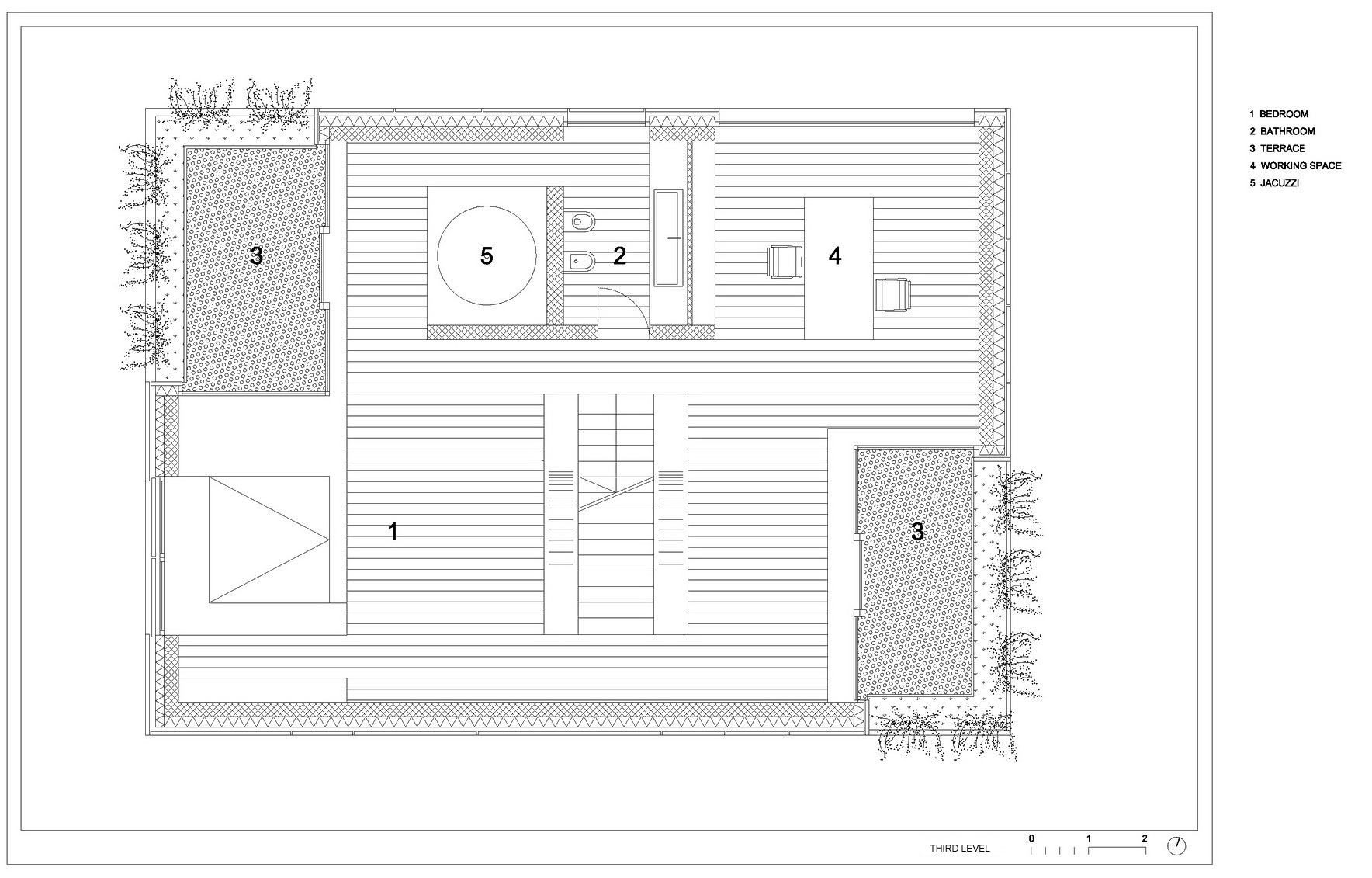 Villa Criss-Cross Envelope Located in Ljubljana by OFIS Architects-27