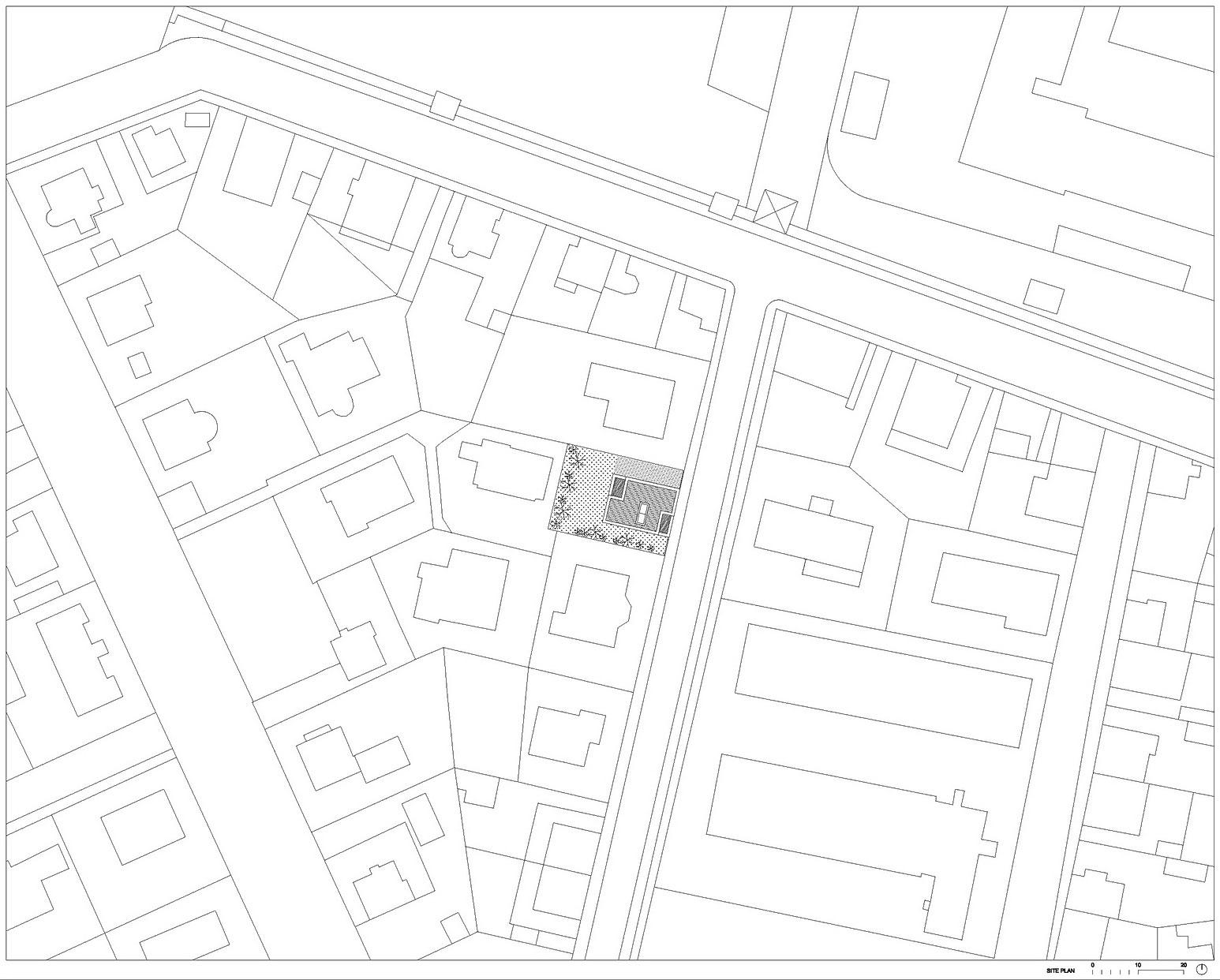 Villa Criss-Cross Envelope Located in Ljubljana by OFIS Architects-35